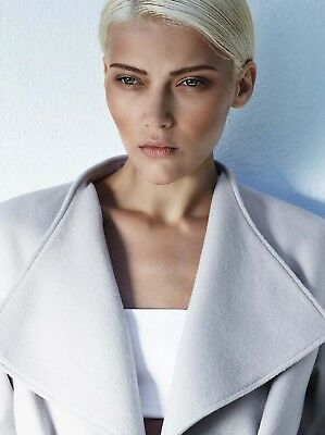 Pierre Cardin women Mantel mit Gürtel, Farbe flieder Größe 44 ()