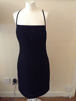 VJC VERSACE DRESS Size 10 Made In Italy