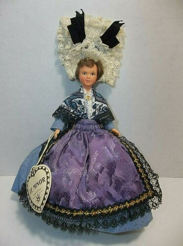 Vintage French Doll Le Minor