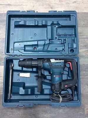 Bosch Rh540m 1-916 Sds-max Rotary Hammer Excellent