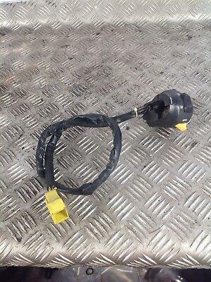SUZUKI GSXR 600 SRAD 1999 Left Switch Gear