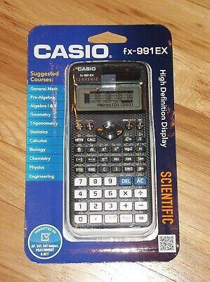 Casio ClassWiz FX-991EX ClassWiz Scientific Calculator High Definition Display  for sale  Shipping to South Africa