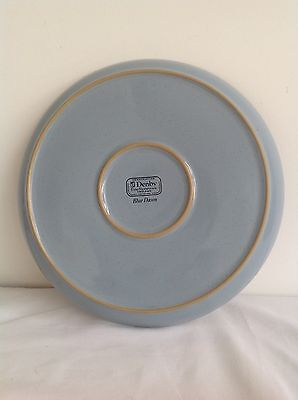 Denby Blue Dawn Dinner Plate, Lovely Condition