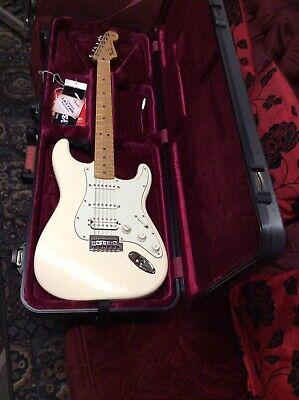 2016 Fender Mim Stratacaster