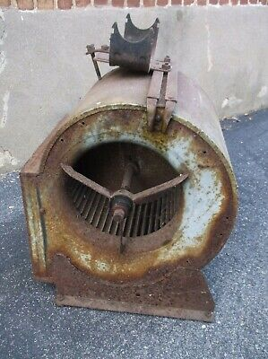 Vintage Squirrel Cage Blower Fan