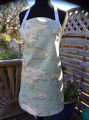 ADULT /LADIES APRON COOK CRAFT QUALITY PVC WIPE CLEAN  . IDEAL GIFT for sale  Derby