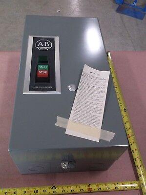 Allen Bradley 509-dad-1 Motor Starter Nema Size 3 50hp Max 90a 3 Phase