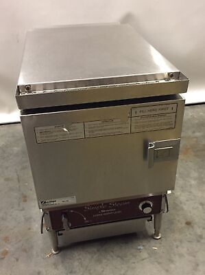 Southbend Simple Steam Ez-3 Commercial Electric Steam Oven Steamer 208v 1ph
