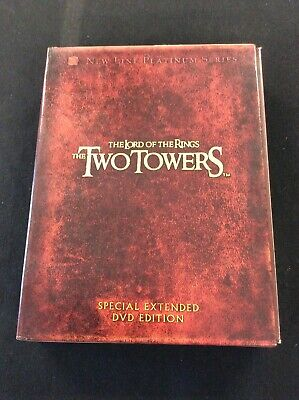 The Lord of the Rings: The Two Towers [Four-Disc Special Extended Edition] DVD