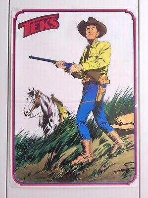 Tex Willer - POSTER (Lunov Magnus Strip, Zlatna serija, Pan, Ludens, Zagor), Z2. online kaufen