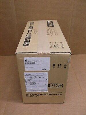 Hf354bs-a51 Mitsubishi New In Box 3500w Servo Motor With Brake Hf354bsa51