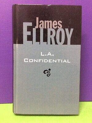 """L.A CONFIDENTIAL """"James Ellroy""""- LIBRO segunda mano  España"""