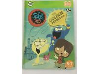 NEW FOSTERS HOME FOR IMAGINARY FRIENDS DANGLER CHARM PULL EDUARDO VIKING FIGURE