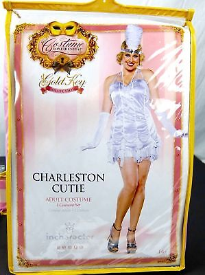 CHARLESTON CUTIE ADULT HALLOWEEN COSTUME 3X Missing Head Piece - 3x Halloween Costume Womens