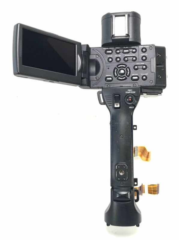 Sony HXR-NX5 NX5 HXR-NX5u NX5u Replacement Part Handle Assembly LCD Screen XLRs