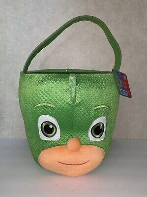 PJ Masks Gekko Easter Basket Plush New With Tags](Spongebob Easter Basket)