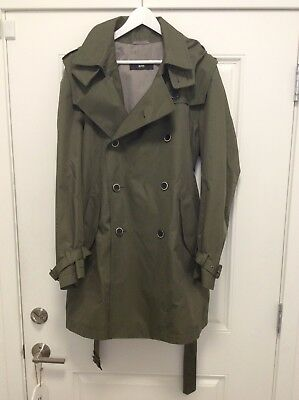 62d6e4766 セカイモン | hugo boss trench coat | アメリカ | new-arrival | 25 ...