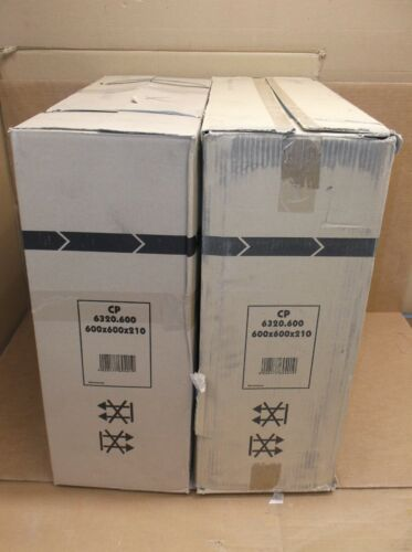 Cp6320.600 Rittal New In Box Ae Rear Door Panel Electrical Enclosure Cp6320600
