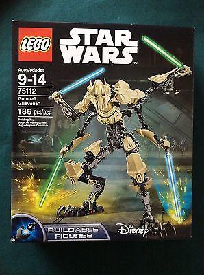 LEGO Bau- & Konstruktionsspielzeug Lego  Star Wars Figur  General Grievous mit 4 Lichtschwerter