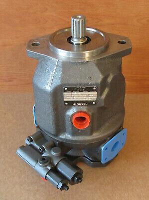 Rexroth A10v045drg31rprc62k04 Hydraulic Pump - Clockwise Rotation 1 Shaft