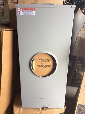 Milbank U4367-xpf-blg-pseg Meter Socket