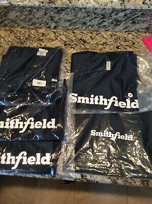 Smithfield Foods Promotional T-shirt And Apron Lot. Barbecue!