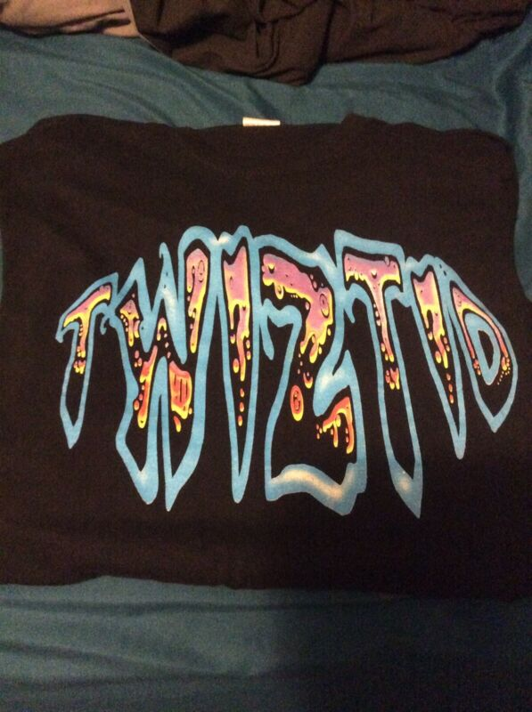 Rare Twiztid Shirt 3xl Mne Icp