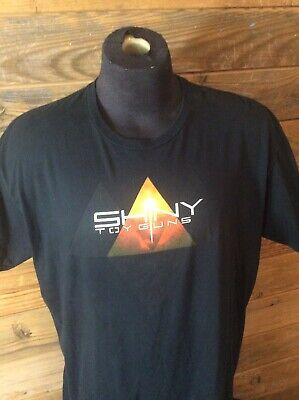 Shiny Toy Guns LA Rock band t-shirt men's XL for sale  Buckeye