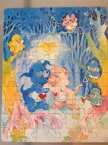 Vintage Puzzle Care Bear Cousins Parker