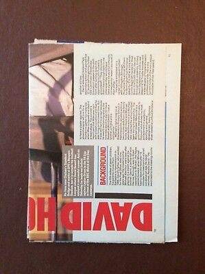 J1c Ephemera Football Article David Howell Enfield F C Life Style
