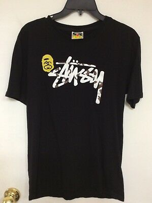 9f0195d2 Stussy X Bape for sale | Only 4 left at -70%