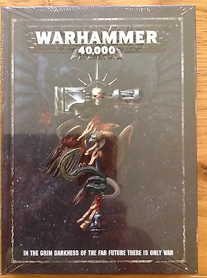 Warhammer 40K Dark Imperium 280 Page Hard Back Rulebook 8th Edition *In Stock*