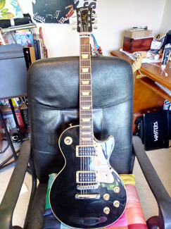 Gibson les Paul 1960s reissue made in USA genuine electric guitar