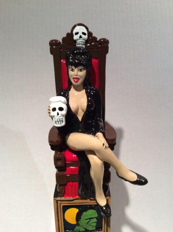 Beer Tap Handle - Elvira Halloween