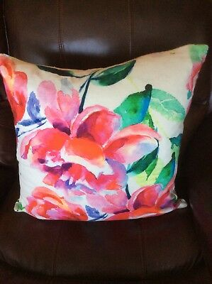 NEW DESIGNER THROW PILLOW COVER MULTI-COLOR 20X20