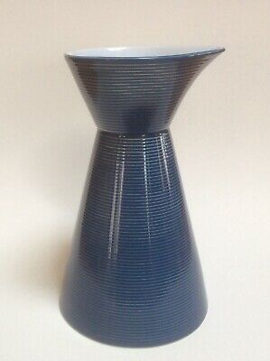 Dansk Blue Wave Topos Pitcher 9 7/8""