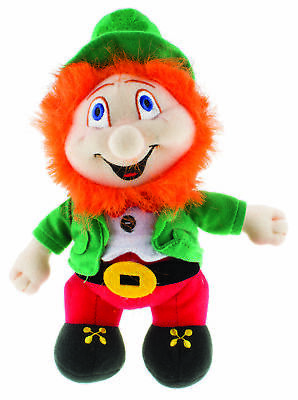 Best Stuffed Animals For Babies (Soft Toy Leprechaun, best quality fabrics, for any Baby or small)