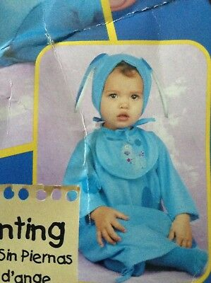 Blues Clues Halloween Costume Dog Baby Size 0-6 - Blues Clues Costume