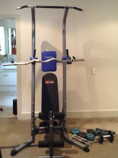 Bench press with fitness bench Bellevue Hill Eastern Suburbs Preview