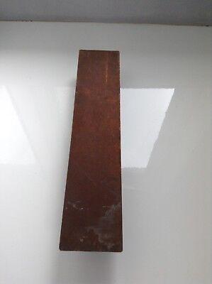 Vintage Copper Letter I - French 30cm X 7cm