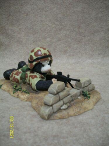Desert Defender - Soldier - Cow Figurine