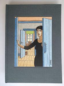 Monographie-Juillard-120-ex-avec-ex-libris-serigraphie-ETAT-NEUF