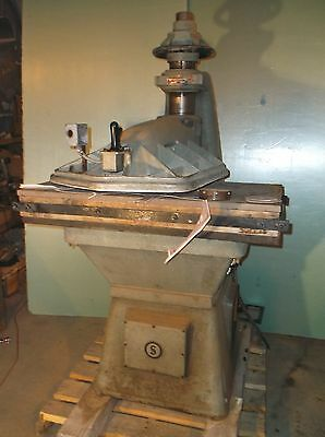 Herman Schwabe Clicker Press  Model D Leather Rule Die Cutter Video Link