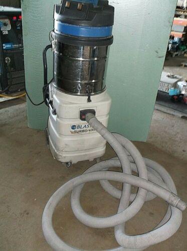 Blastrac Turbo Vac II Industrial Vacuum