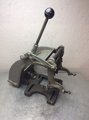Atlas Craftsman 10 Metal Lathe Countershaft Mount Bracket Motor S7-108a 9-21
