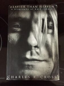 Nirvana / Kurt Cobain - Heavier than Heaven Hardcover