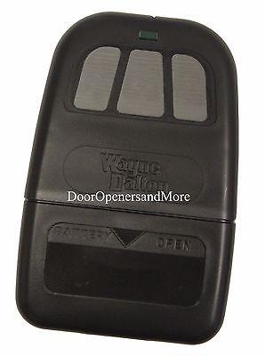 Wayne Dalton 309884 3910 3 Button Visor Remote Control 303 MHz Replaces 297132