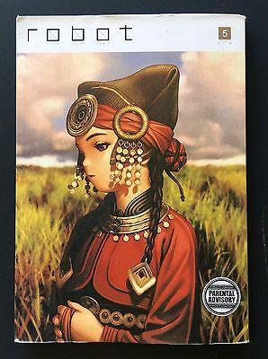 RARE Anime & Manga Udon Entertainment 1st Edition Robot Volume 5(2006-2008)