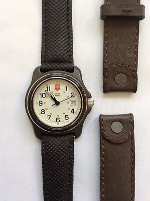 Used Swiss made Swiss Army For Ladies  Battery Watch