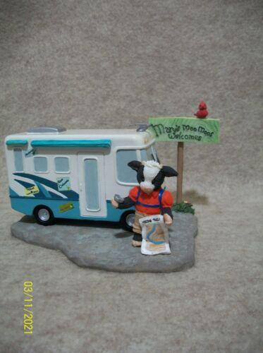 Where RV ? - RV - Cow Figurine